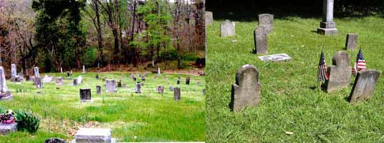 Hastings Camp Cemetery (aka New Hope Cemetery)